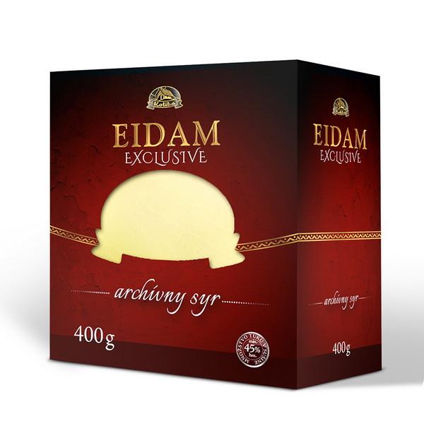 Eidam Exclusive Hriňovská mliekareň KOLIBA, produkuje kvalitné slovenské