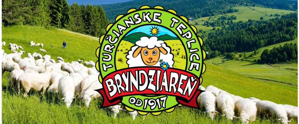 Bryndziareň Turčianske Teplice bryndza, ovčí syr, bryndzové oblátky