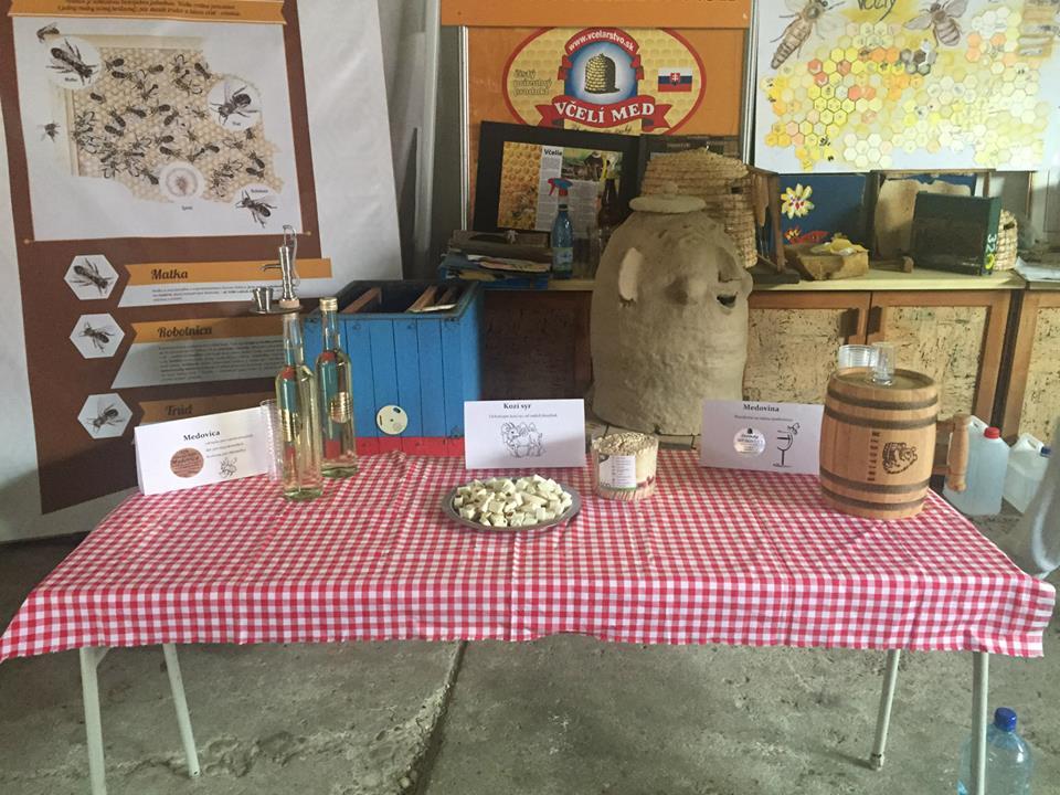 Včelárstvo Dedinský Pravý včelí med a včelie produkty z rodinnej firmy
