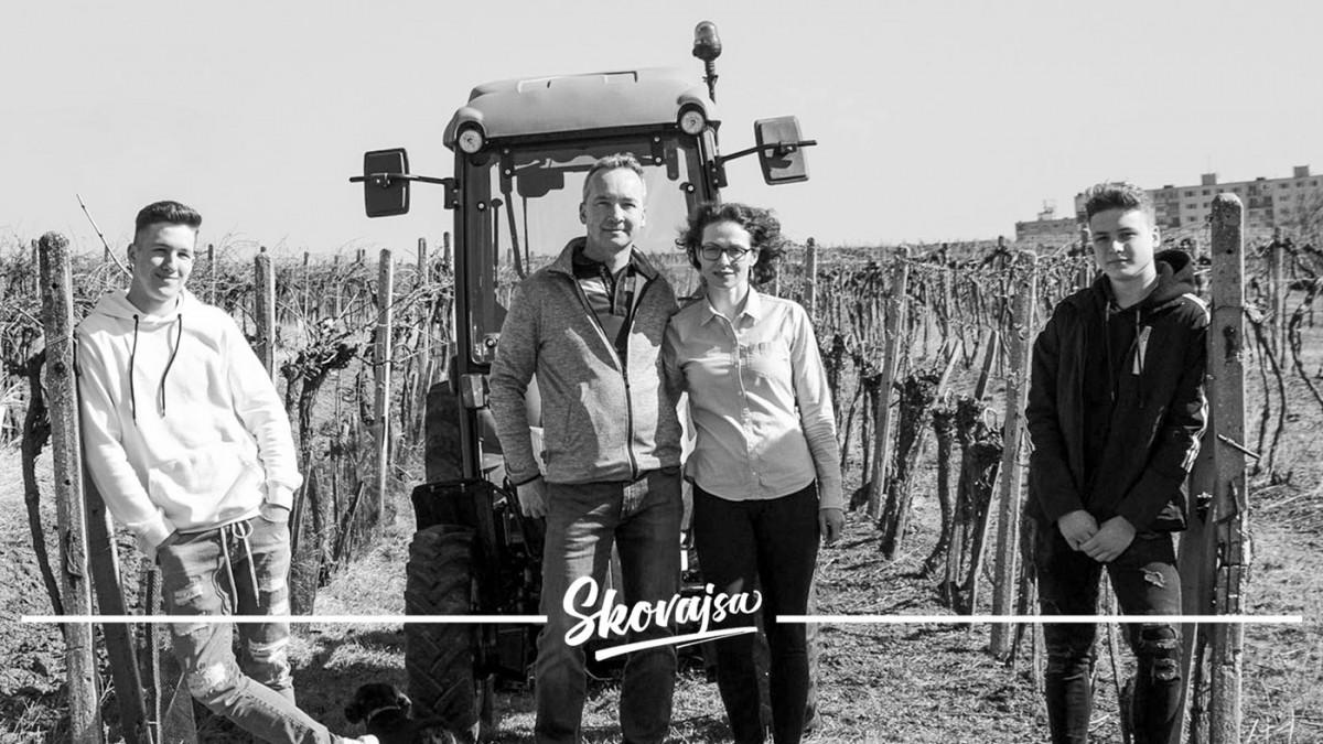 Víno Skovajsa