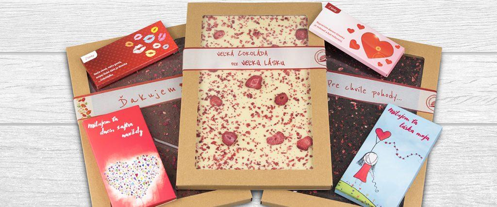 Čokodar distribúcia čokoládových darčekov, čokoládovňa Lyra chocolate