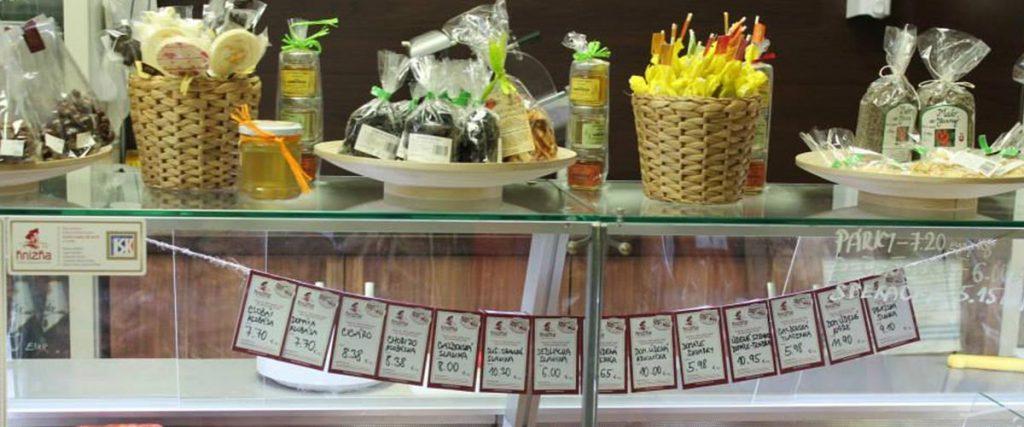 Farmársky košík obchod so slovenskými potravinami
