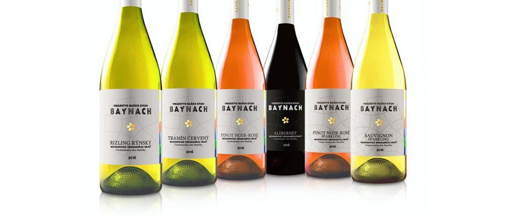 Vinárstvo BAYNACH vína s charakterom a chuťou oblasti