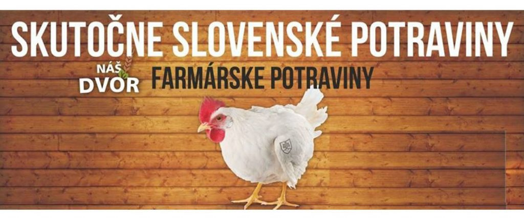 NÁŠ DVOR, farmárske potraviny Trnava, tradičné slovenské potraviny