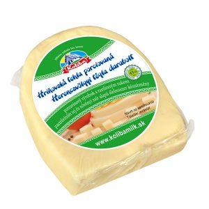 Hriňovská mliekareň Koliba Hriňovská tehla, Značka kvality