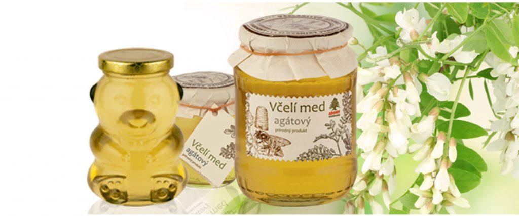 Včelárstvo Adonis Kvetový med, Agátový med, Medovina, Peľ