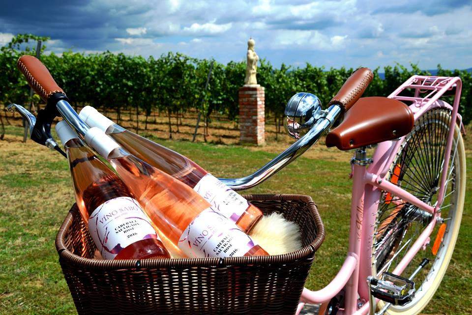 Víno Sabo malé rodinné vinárstvo