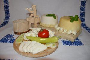 Minimliekareň Sása, Vyrábame čerstvý syr s názvom SELEC