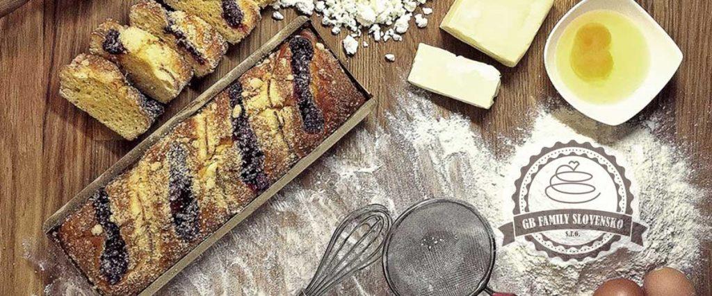 GB FAMILY SLOVENSKO chlieb, pečivo, koláč, smažené pirôžky.