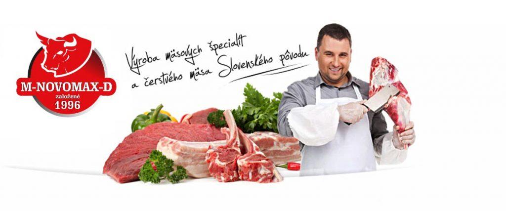 Mäsokombinát Bušičan M-NOVOMAX-D spracovanie mäsa od slovenských chovateľov
