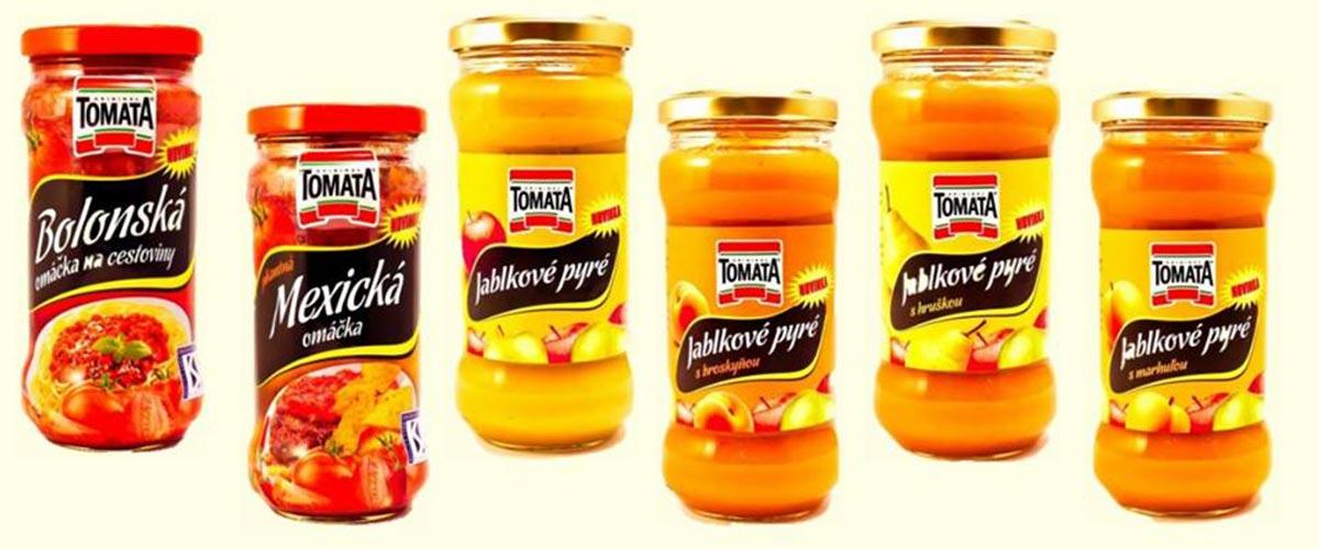 TOMATA je najväčším výrobcom paradajkového pretlaku na Slovensku.
