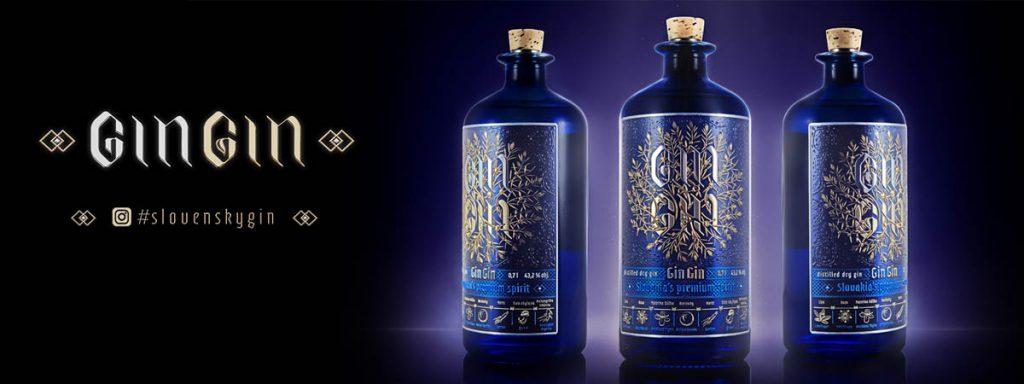 Prvý slovenský prémiový gin