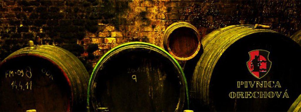 Pivnica Orechová spracováva hrozno z vlastných vinohradov