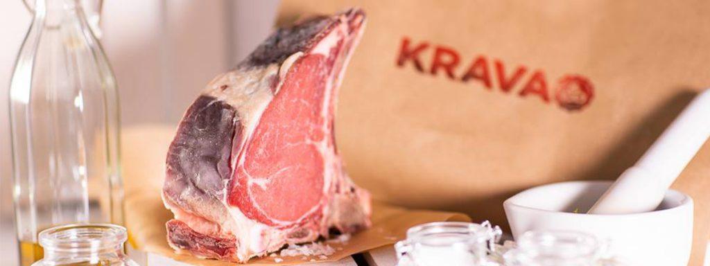 """Krava & Co bola založená ako rodinná firma, hovädzí dobytok """"Limousin""""."""