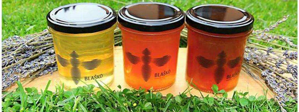 Rodinné včelárstvo Blaško, prírodný včelí med, výrobky z neho