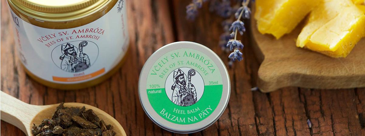 Včely sv. Ambróza - Vyrábame med a 100% prírodnú pleťovú kozmetiku.