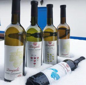 Komjathi - Prírodné vína