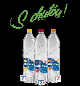 Mitická - o dúšok lepší deň, ocenenie Značka kvality SK GOLD