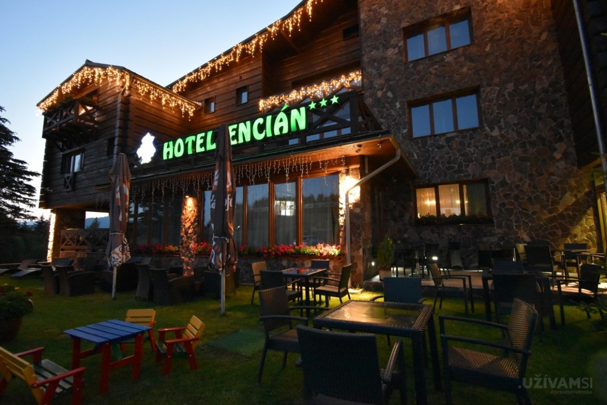 Horský Hotel Encián ***
