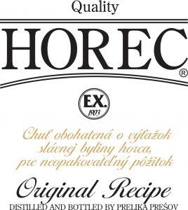 HOREC - Originál je len jeden