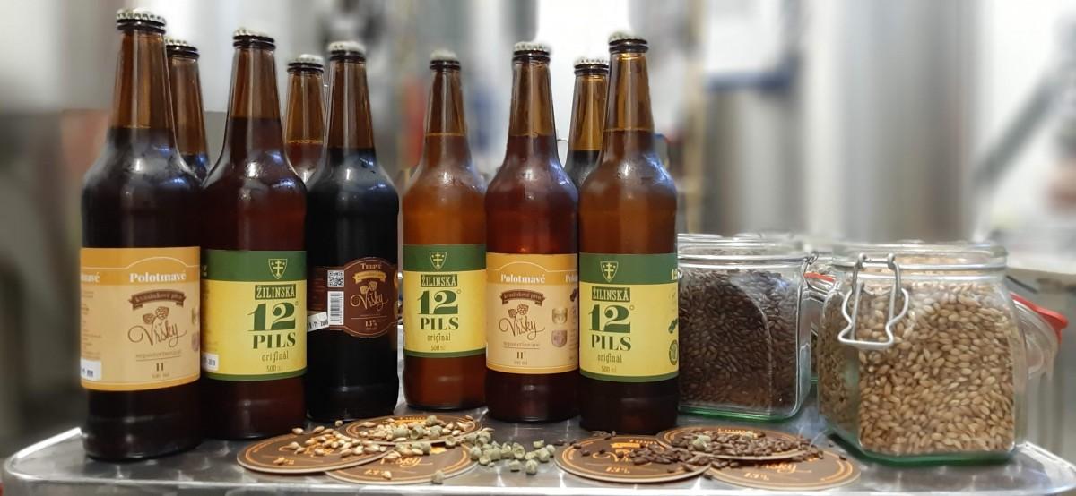 Pivovar Vŕšky