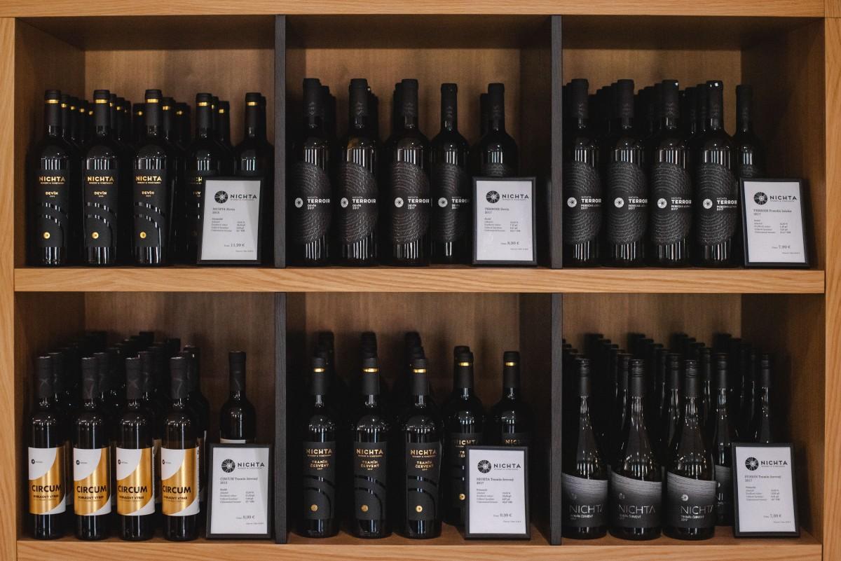Poctivé rodinné vinárstvo NICHTA