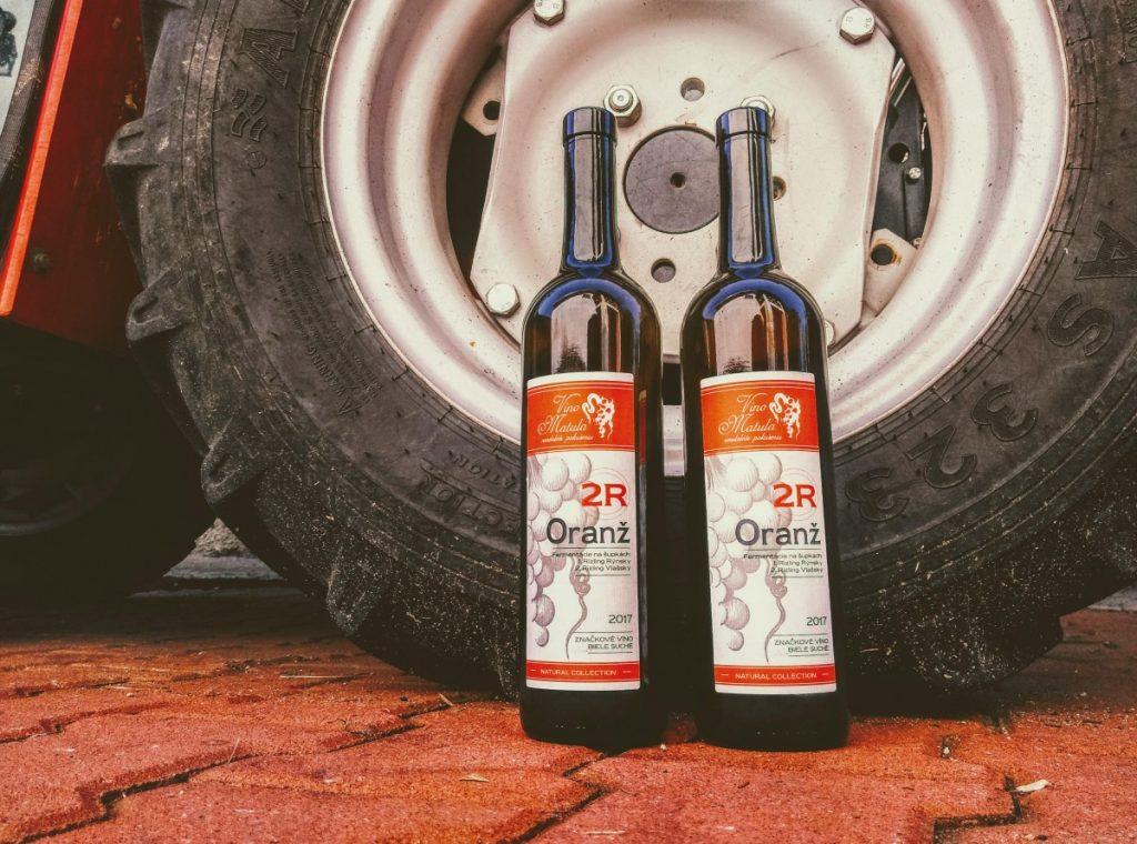 Víno MATULA