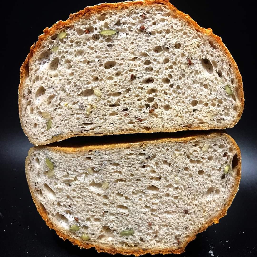 Kôrka - bezlepkový kváskový chlebík z Liptova