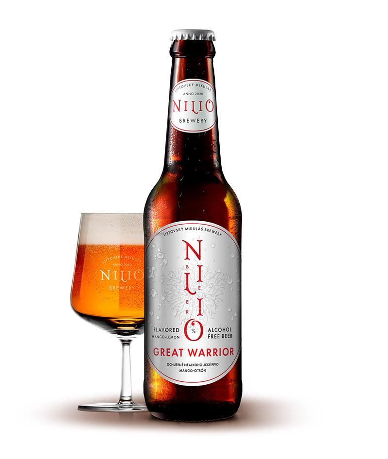 Pivovar Nilio GREAT WARRIOR