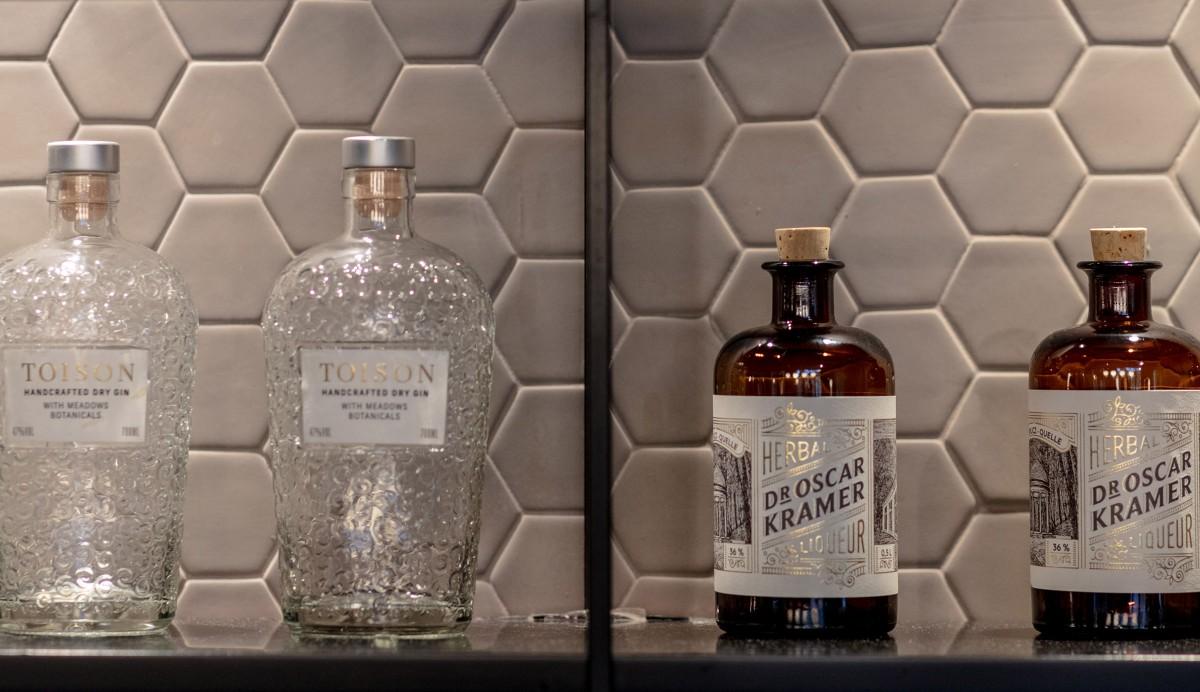 Gin a likér z Trenčianskych Teplíc - vyladené v každom detaile